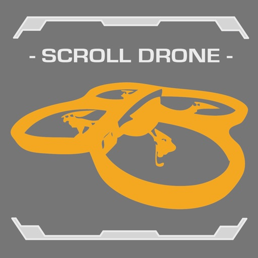 Scroll Drone icon