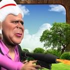 Extreme Grandma Defense Attack icon