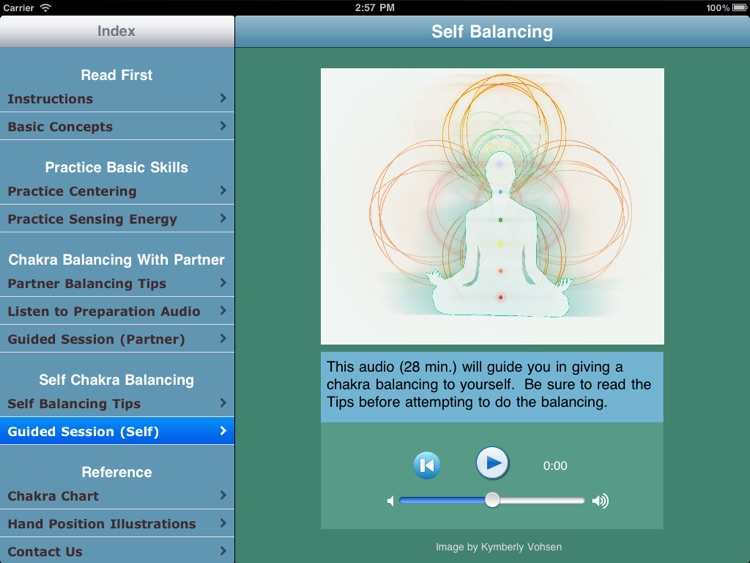 Chakra Balancing & Energy Healing