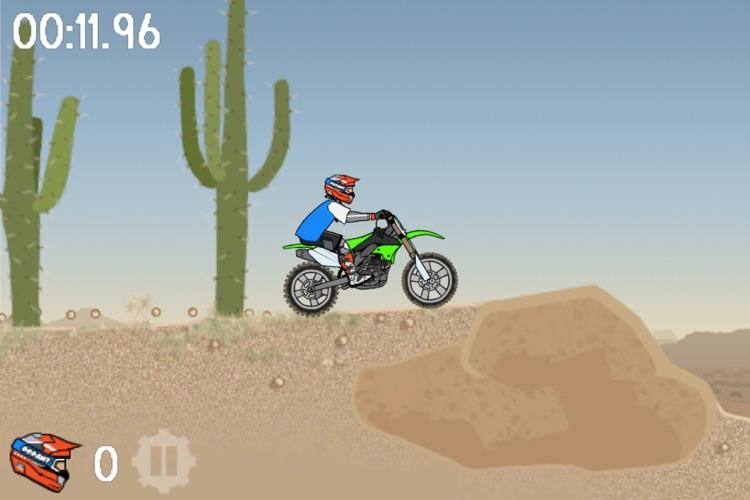 Moto X Mayhem screenshot-3