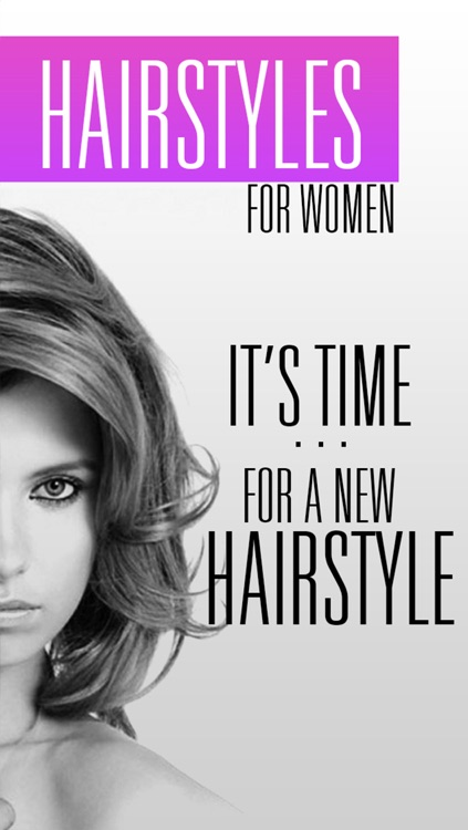 Women's Hairstyles PRO - Virtual Hair Makeover. Try On Your New Female Hair With Hair Cut & Editor