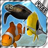 my Fish 3D Virtual Aquarium (Silver Edition) FREE