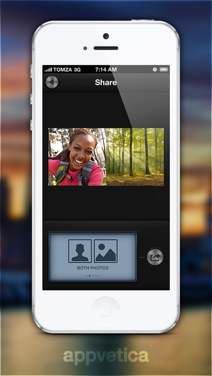 DuoCam - take two sided photos with both cameras! screenshot-3