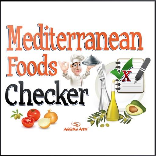 Mediterranean Diet Foods.