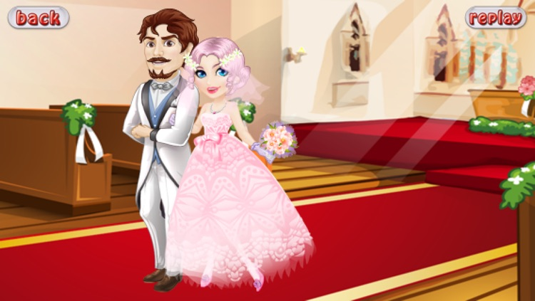 Anna's Wedding Day Makeover screenshot-3