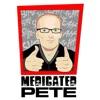 Medicated Pete 3D Talking Bobblehead