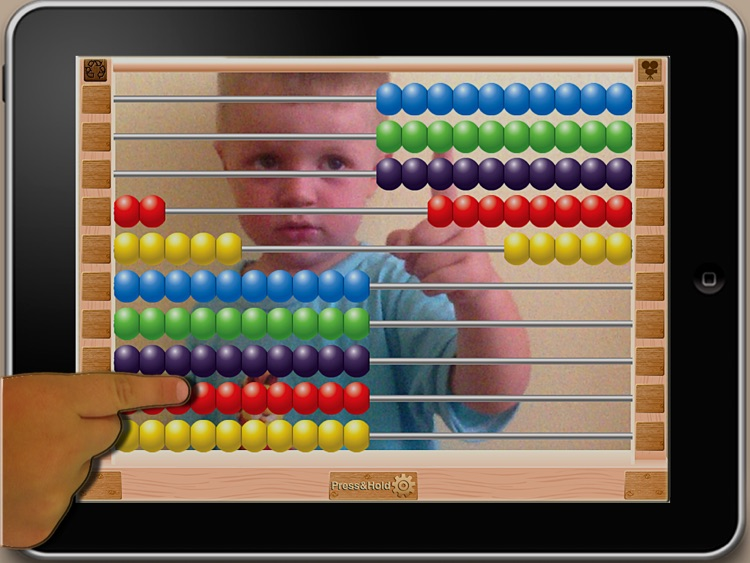 Abacus in Augmented Reality screenshot-0