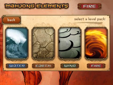 Скачать игру Mahjong Elements HD