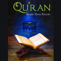 Quran in English, Arabic, and Urdu