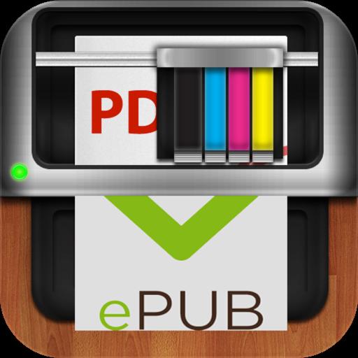 PDF-to-ePub Converter