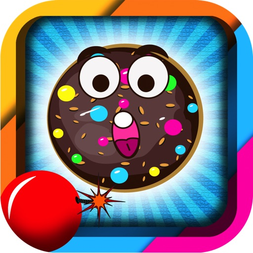 Cookie Shooting Puzzle Mania - Gun Shoot Sweet Chocolate Pro