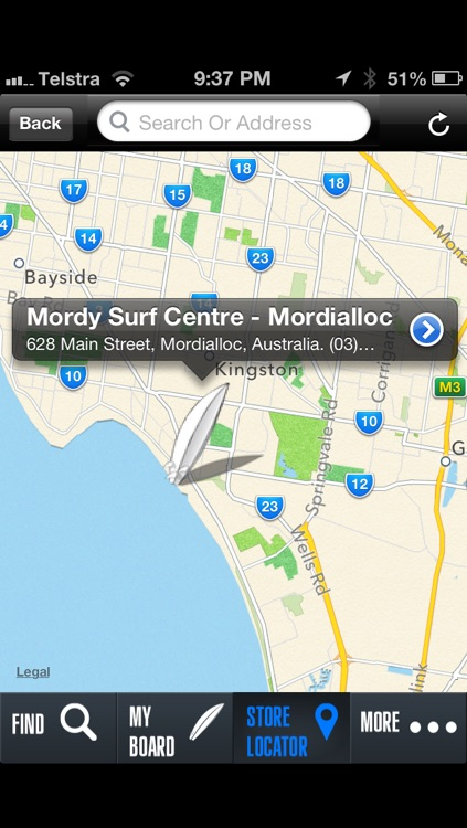 Surfboard Finder screenshot-4