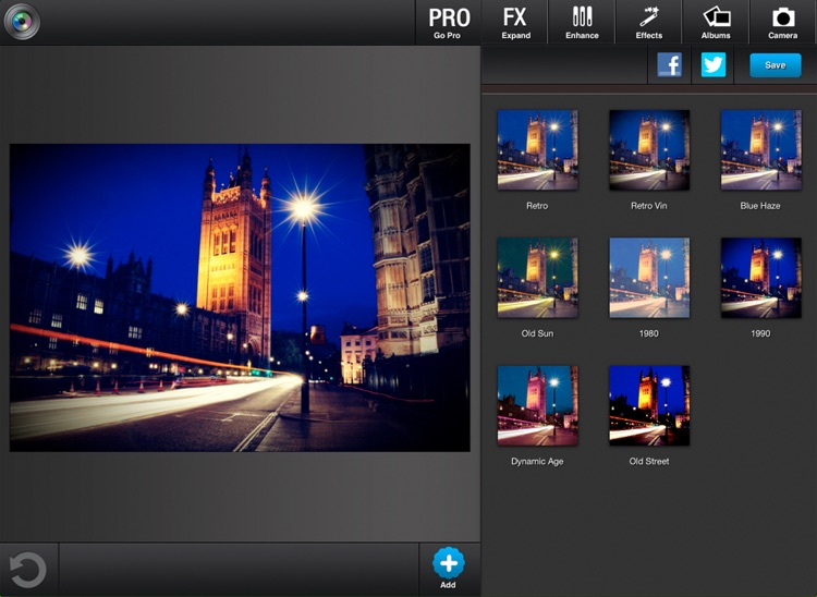 PixelPoint HD - Photo Editor and Camera Photo Effects screenshot-3