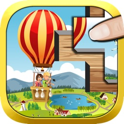 Addictive Puzzle Blocks For Toddlers And Kids