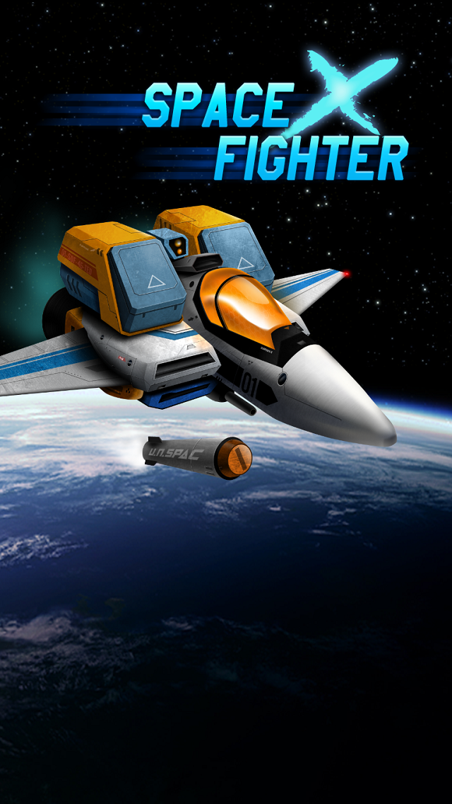 Space Fighter - Earth Battle