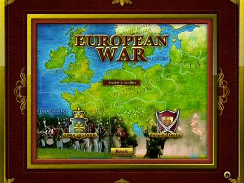 European War for iPad на iPad