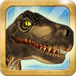 3D Trex Dinosaur - Jurassic Dinos Virtual Pet Game Park