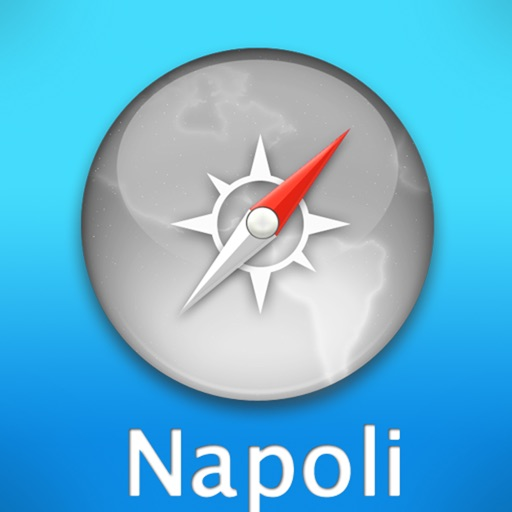 Napoli Travel Map (Naples)