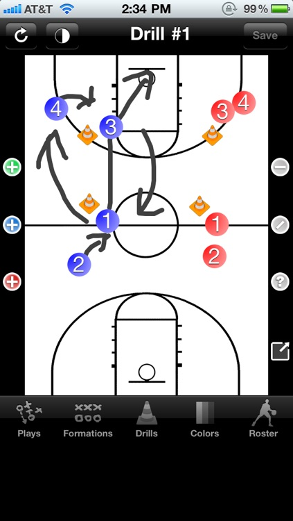 Basketball Coach Pro screenshot-0