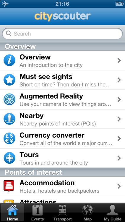 Copenhagen Travel Guide Offline