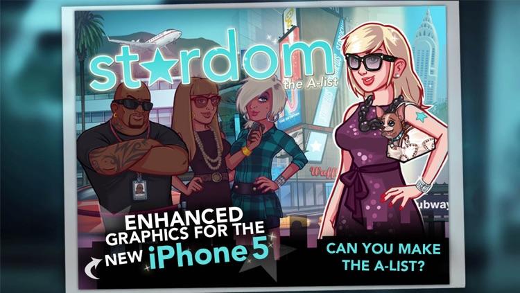 Stardom: The A-List screenshot-4