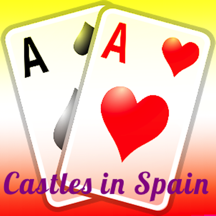 Classic Castles in Spain Card Game