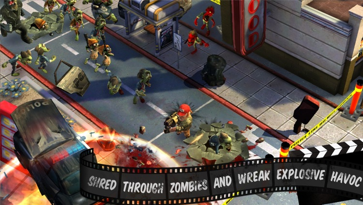 Zombiewood - Guns! Action! Zombies! screenshot-4
