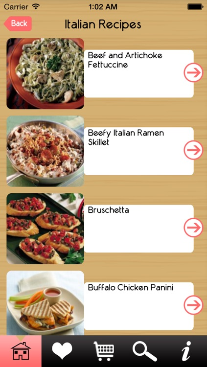 Countries Recipes screenshot-3