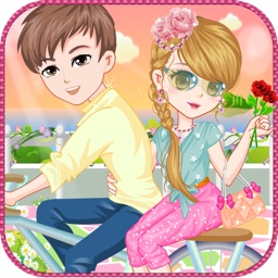 Dress Up:Bicycle Trip With Lover