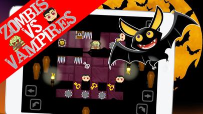 Zombis VS Vampires screenshot one