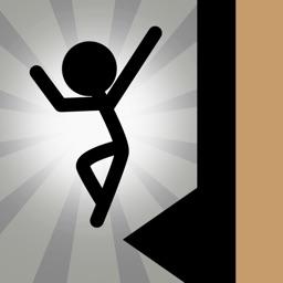 Stickman Doodle Thief Fall: Amazing Jump Adventure
