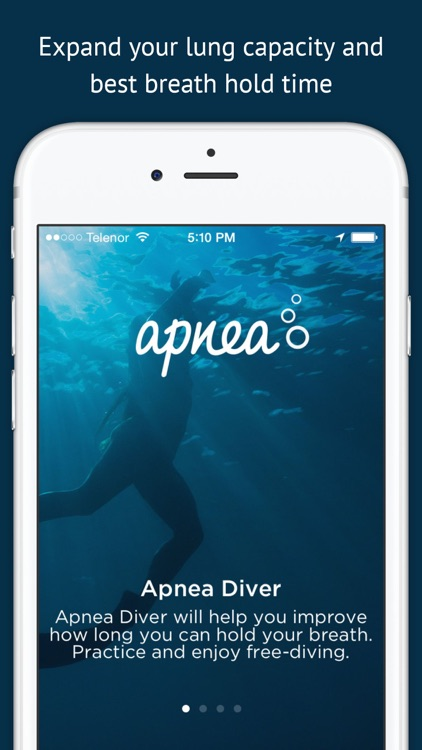 Apnea Diver screenshot-0