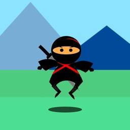Mr Ninja Jump