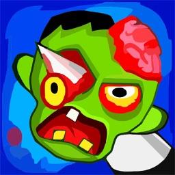 Aliens Destroy Zombie #1 Free Zombie Alien Game