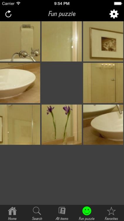 Bathroom Design HD screenshot-3