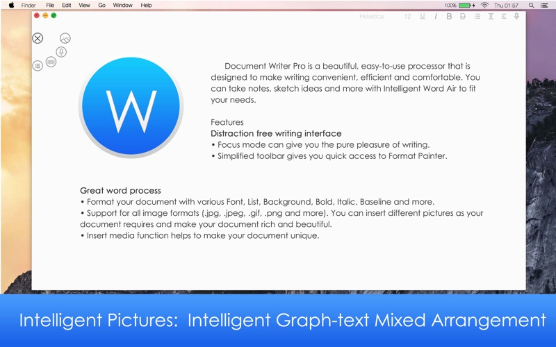 Document Writer PRO Screenshots