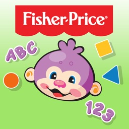 Fisher-Price  Learning Letters Monkey - UK English