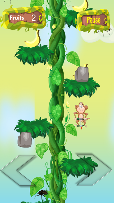 Monkey On Giant Tree 1.02 IOS