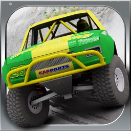 Monster Truck Rally Racing 3D - Real Crazy Hill Driving Car Destruction Simulator 3D Game