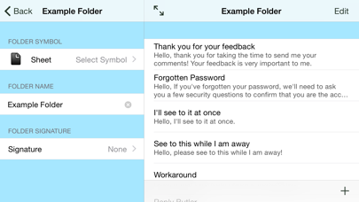 Reply Butler Lite - Text Snippets for Customer Support screenshot three