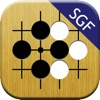 Real Go Board - SGF on the Web