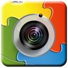 超酷拼图 - 拼图+照片编辑+滤镜+贴纸+文字 免费版 icon