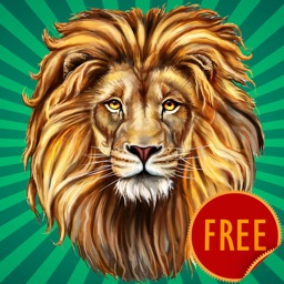 Lion Sticker App