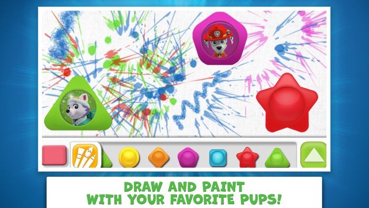 PAW Patrol Draw & Play screenshot-2