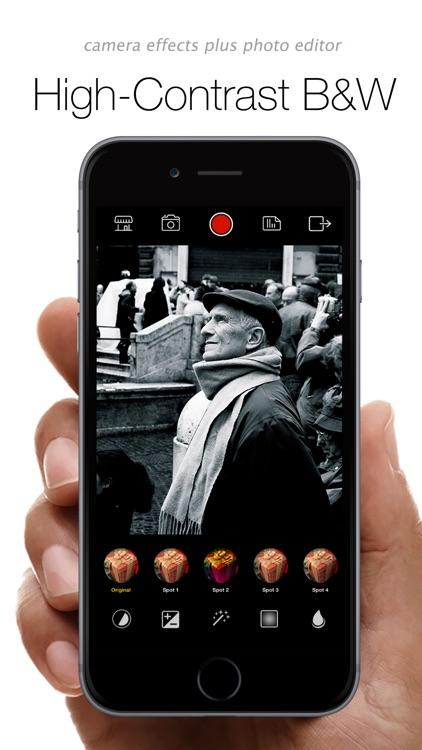 360 Camera Plus - camera effects & filters plus photo editor screenshot-3