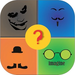 FB Shadow Trivia Quiz for free ~ Pop legends, athlete and actors name guessing fun timepass