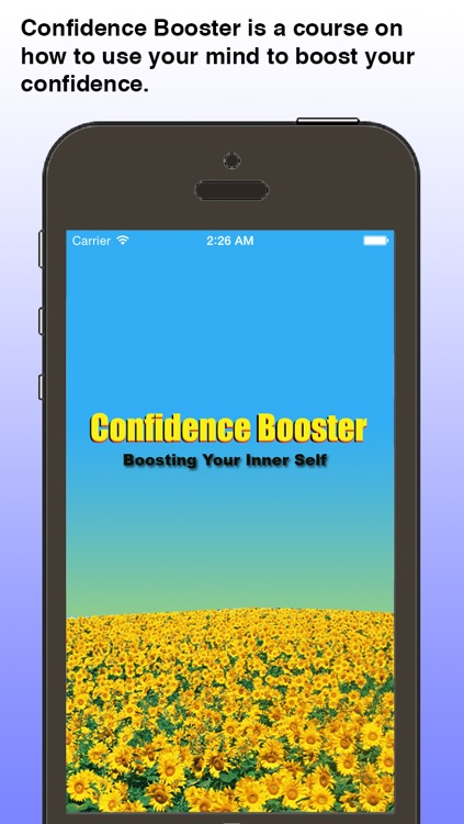 Confidence Booster: Self Esteem and Assertiveness Training