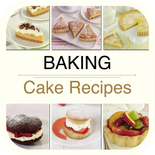 Baking - Cake Recipes Cookbook