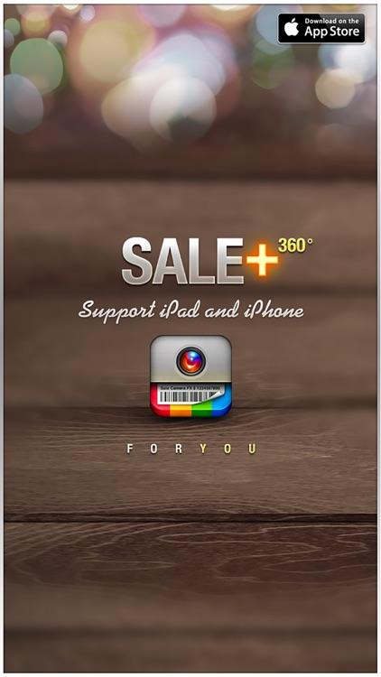 SALE 360 - marketing camera effects plus photo editor visual creator screenshot-4