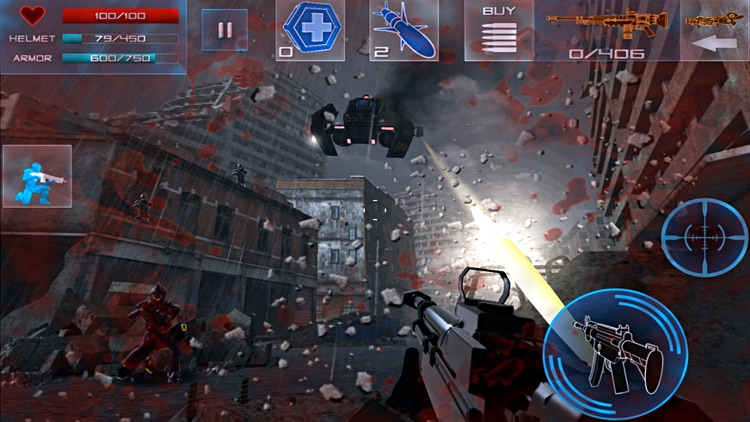 Enemy Strike screenshot-3